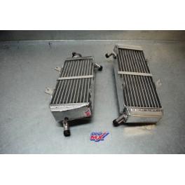 Radiateurs alu Honda 450 CRF X 2005-2015