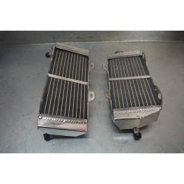 Radiateur alu Honda 450 CRF 2005-2008
