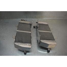 Radiateur alu Honda 450 CRF 2009-2012