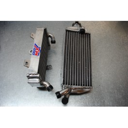 Radiateurs alu Honda 450 CRF 2013-2014