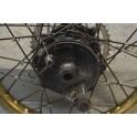Moyeux de roue arriere + Tambour Yamaha 125 YZ 1986
