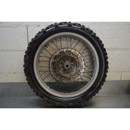Roue arriere complete Yamaha 250 YZ/WR 1994
