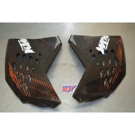 Ouies de radiateur neuve KTM SX/SXF/EXC/EXCF 2007-2008