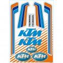 Planche stickers KTM Vintage