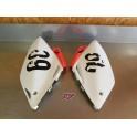 Plaques numéro latéral Honda 450 CRF 2005-2006