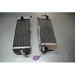 Radiateurs alu Yamaha 250 YZ/WR 1996-2001