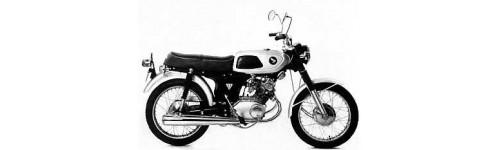 Honda 125 SS