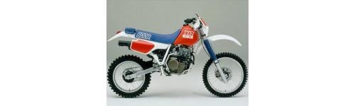 Housse de selle Honda XR/XLS/XLR/Trail