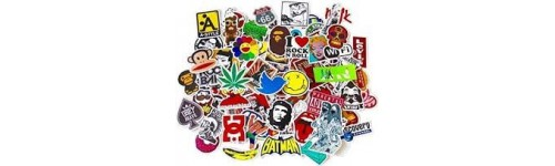Sticker divers
